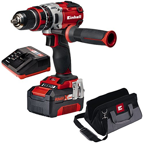 Einhell Power X-change Brushless Hammer Drill 18v 1 X 4.0ah Li-ion