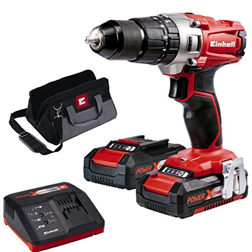 Einhell Power X-Change Combi Drill 18V 2 x 1.5Ah Li-Ion