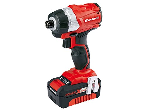 Einhell Power X-Change Brushless Impact Driver 18V 1 x 4.0Ah Li-Ion