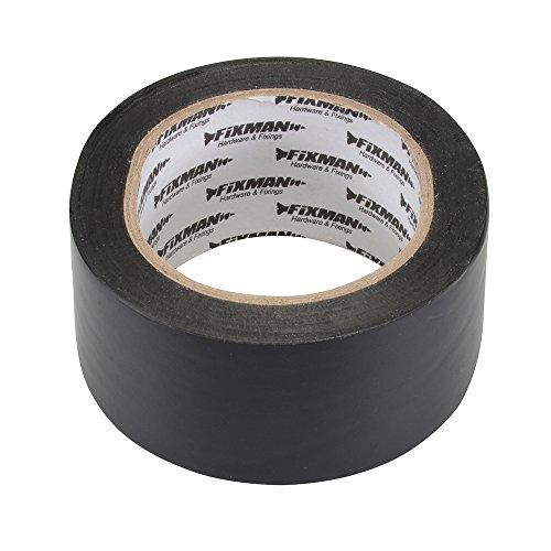 Fixman Black Insulation Tape 50 Mm X 33 M