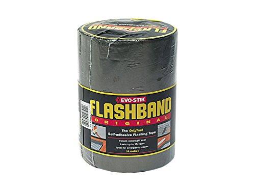 Evo-Stik Flashband Roll Grey 100mm x 10m