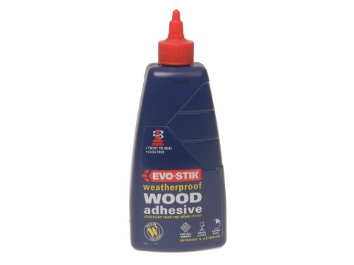 Evo Stik Weatherproof Wood Adhesive 500ml