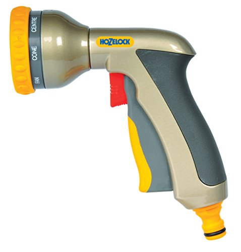 Hozelock Multi Plus Spray Gun (Metal)
