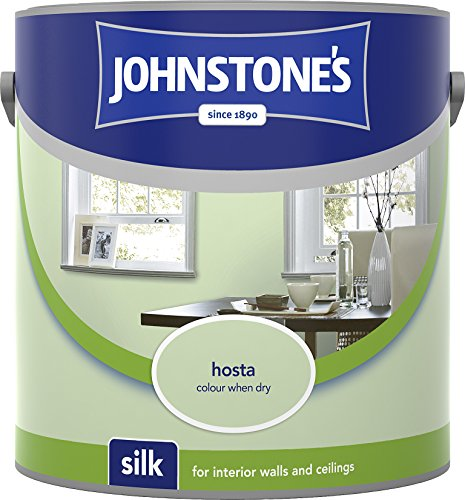 Johnstone's 306576 2.5 Litre Silk Emulsion Paint - Hosta