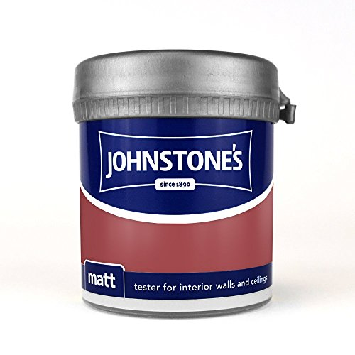 Johnstone's Matt Tester 75ml - Rich Red