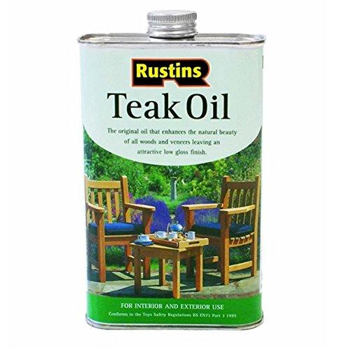 Rustins 250ml Teak Oil