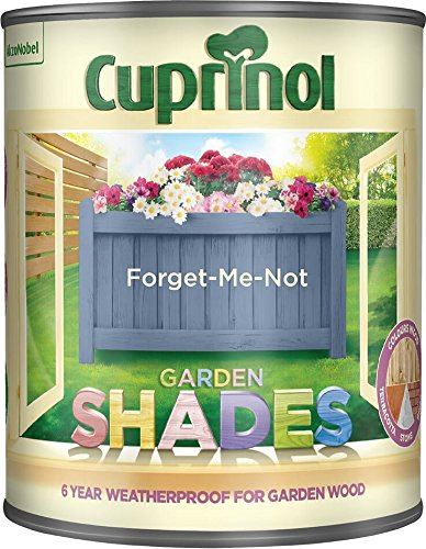 Cuprinol Garden Shades Forget-Me-Not 1 Litre