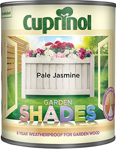 Cuprinol Garden Shades Pale Jasmine 1 Litre