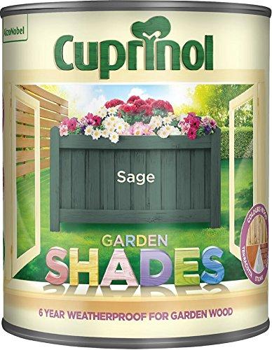 Cuprinol Garden Shades Sage 1 Litre