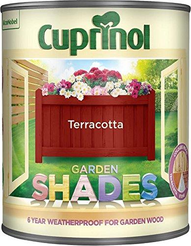 Cuprinol Garden Shades Terracotta 1 Litre