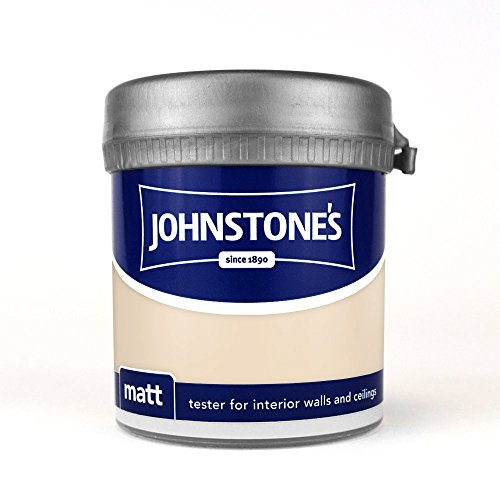 Johnstone's Matt Tester 75ml - Soft Cream