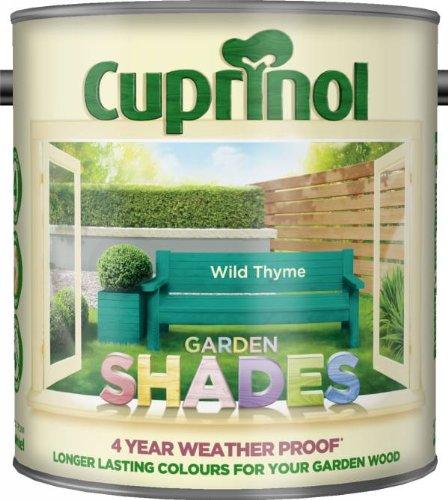 Cuprinol Garden Shades Wild Thyme 2.5 Litre
