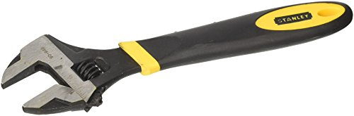 Stanley Maxsteel Adjustable Wrench 250mm Sta090949