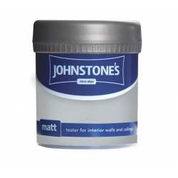 Johnstone's Matt Tester 75ml - Steel Smoke