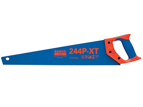 Bahco 244p-22-xt-hp 22-inch Hardpoint Handsaw - Blue