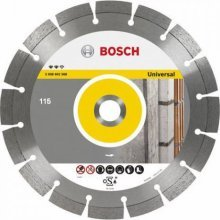Bosch Universal Diamond Disc 115mm Pack Of 1