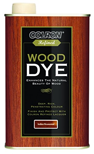 Colron Refined Wood Dye 250ml - Indian Rosewood