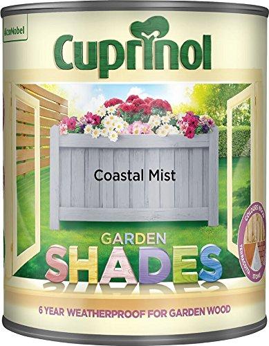 Cuprinol Garden Shades Coastal Mist 1 Litre