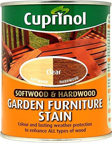 Cuprinol 750ml Garden Furniture Stain - Clear