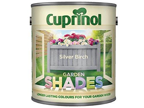 Cuprinol Garden Shades Silver Birch 2.5 Litre