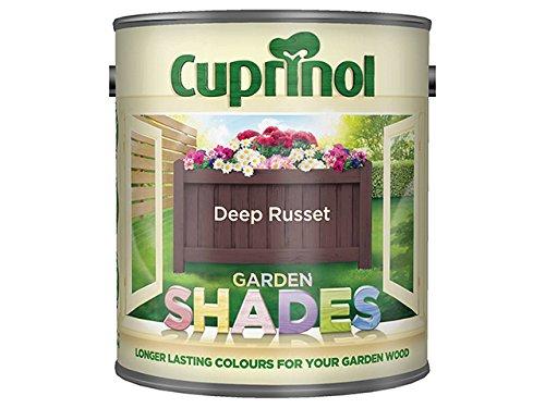 Cuprinol Garden Shades Deep Russett 2.5 Litre
