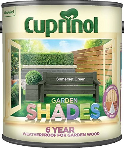 Cuprinol Garden Shades Somerset Green 2.5 Litre