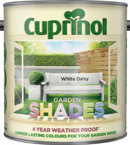 Cuprinol Garden Shades White Daisy 2.5 Litre