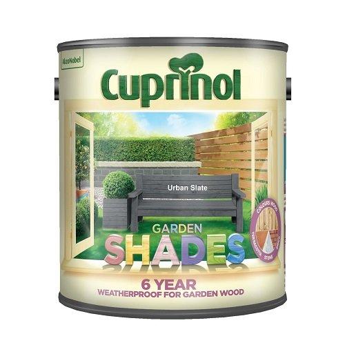 Cuprinol Garden Shades Urban Slate 2.5 Litre