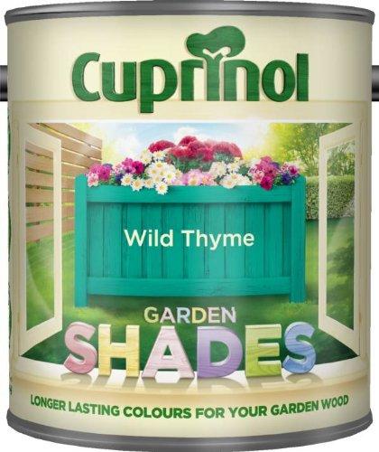 Cuprinol Garden Shades Wild Thyme 1 Litre