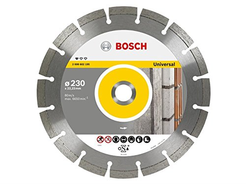 Diamond Disc Universal 230mm 2608602794 By Bosch