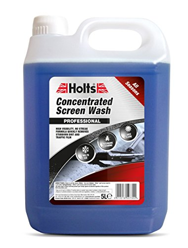 Holts Concentrate Screenwash, 5L