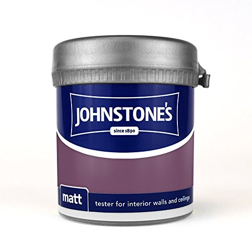 Johnstone's Matt Tester 75ml - Deep Amethyst