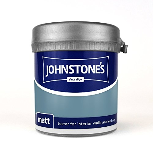 Johnstone's Matt Tester 75ml - Teal Topaz