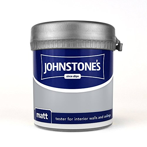 Johnstone's Matt Tester 75ml - Manhattan Grey