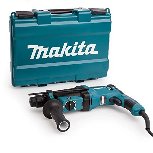 Makita Hr2630 26 Mm 3 Mode Sds Plus Rotary Hammer Drill