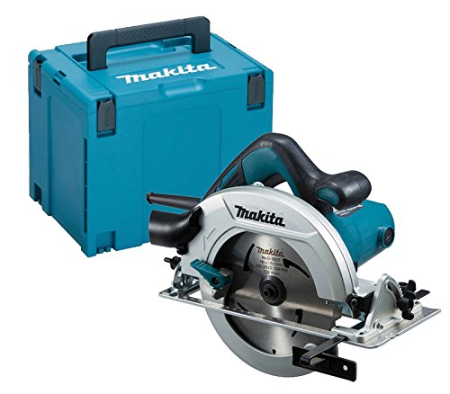 Makita Hs7601j/2 190 Mm Circular Saw With Makpac Carry Case