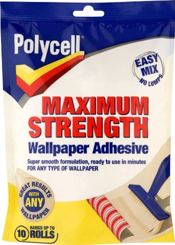 Polycell Maximum Strength Wallpaper Paste