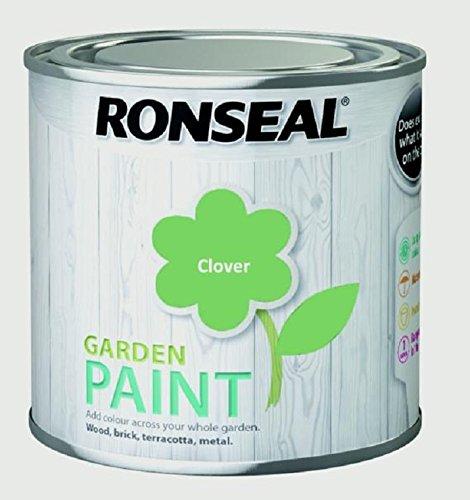 Ronseal Garden Paint Clover 750ml