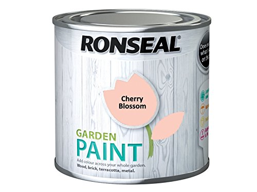 Ronseal Garden Paint Cherry Blossom 250ml