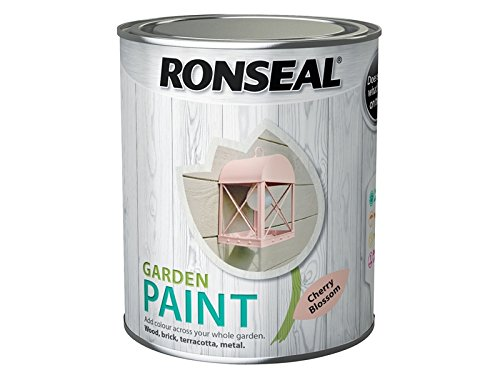 Ronseal Garden Paint Cherry Blossom 750ml
