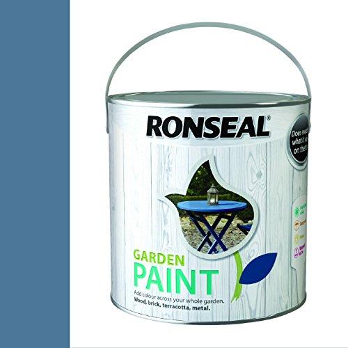 Ronseal Garden Paint Cornflower 2.5 Litre