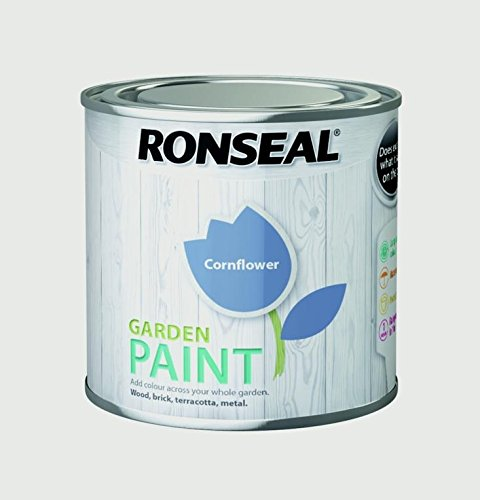 Ronseal Garden Paint Cornflower 750ml