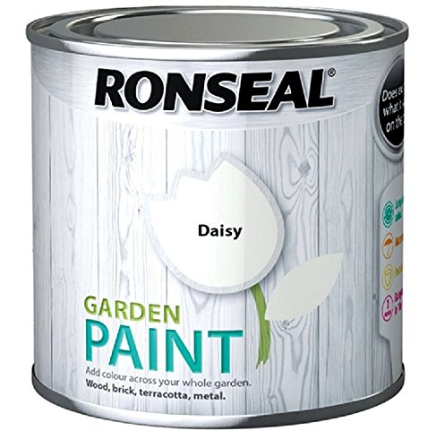 Ronseal Garden Paint Daisy 2.5 Litre