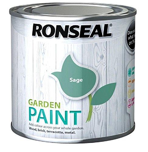 Ronseal Rslgpsa25l 2.5 Litre Garden Paint - Sage