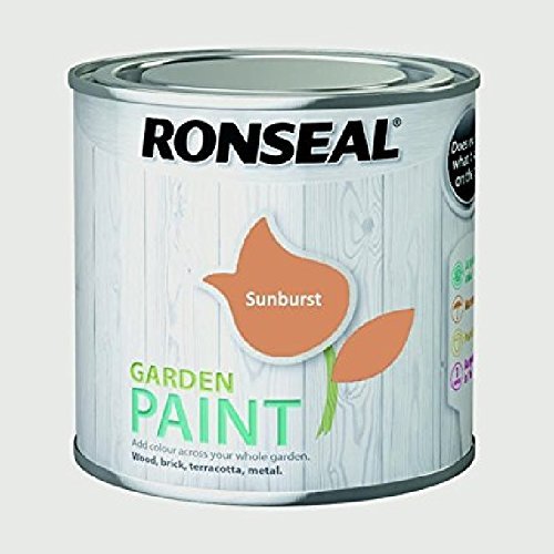 Ronseal Garden Paint Sunburst 250ml