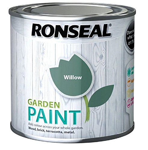 Ronseal Garden Paint Willow 250ml