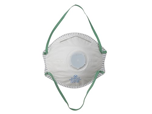 Vitrex Premium Multipurpose Valved Moulded Mask FFP3 (Pack of 3)