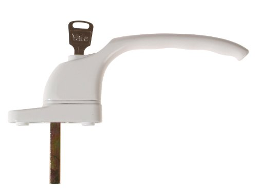 Yale Locks PVCu Window Handle White Finish