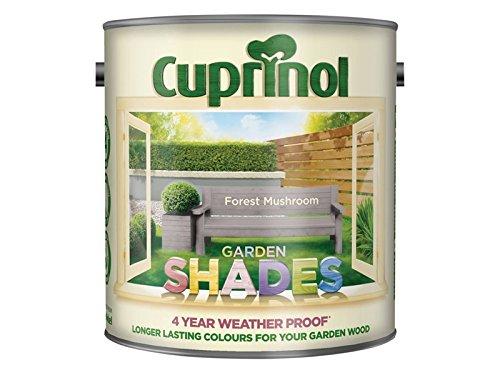 Cuprinol Garden Shades Forest Mushroom 2.5 Litre