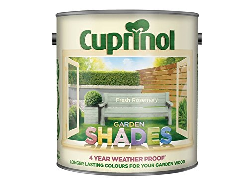 Cuprinol Garden Shades Fresh Rosemary 2.5 Litre